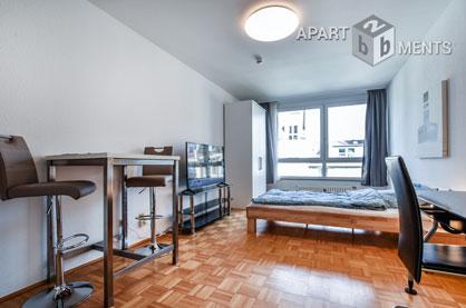Modern möbliertes Apartment in erstklassiger City-Lage in Köln Neustadt-Nord