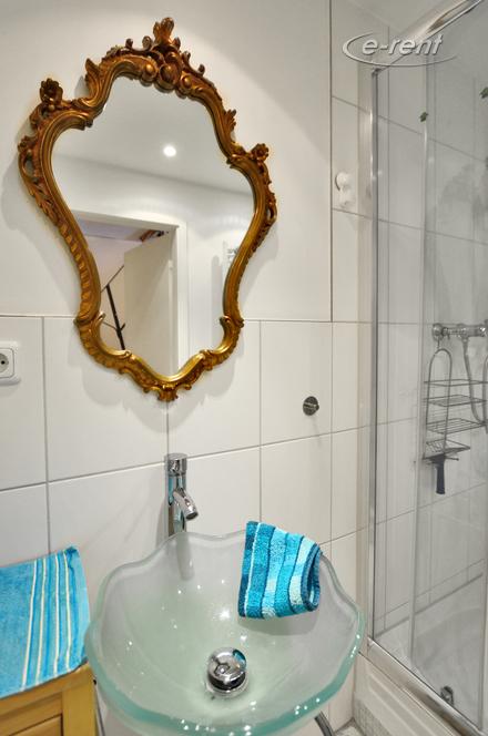 Hochwertiges Gästezimmer mit eigenem Duschbad