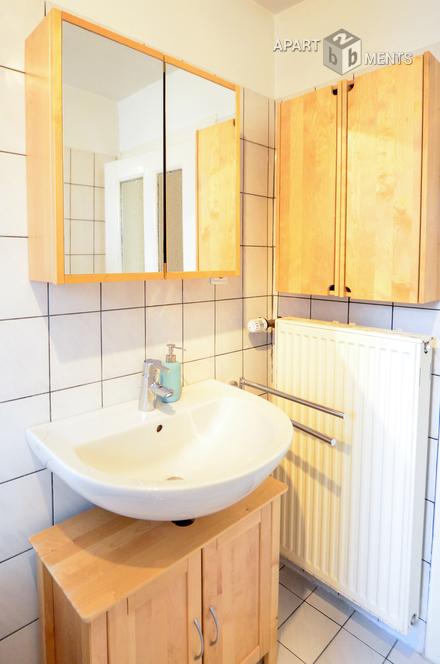Modern möblierte und zentral gelegene Wohnung in Köln-Sülz