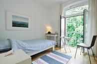 Modern möbliertes Apartment in ruhiger Lage in Köln-Deutz