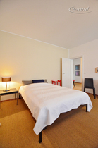 Modern und hochwertig möblierte Wohnung in Belgischen Viertel