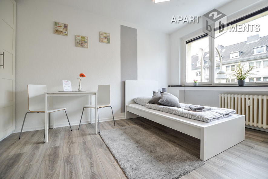 Furnished apartment in best city center location in Cologne-Neustadt-Süd