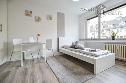 Möbliertes Apartment in bester City Lage in Köln-Neustadt-Süd