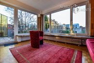 Furnished and quiet apartment with balcony in Cologne-Junkersdorf