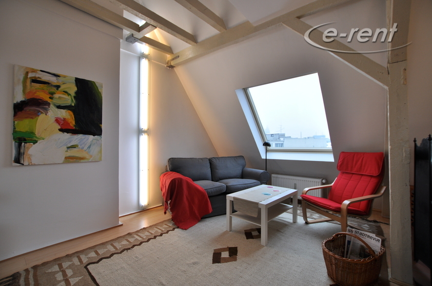 Stilvoll und modern möblierte Wohnung in Köln-Neustadt-Nord