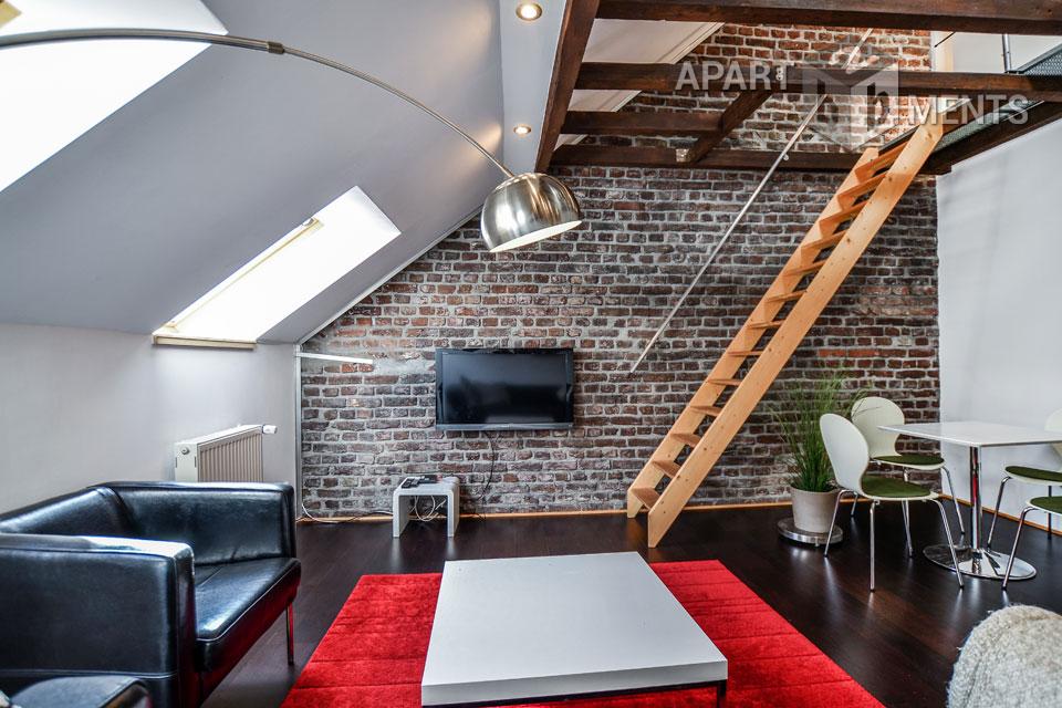 Moderne und außergewöhnlich gestaltete 3-Zimmer-Wohnung in zentraler Lage