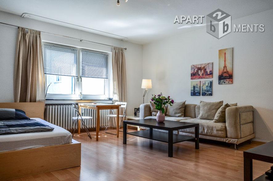 Modern möbliertes und zentral gelegenes Apartment in Köln Neustadt Nord
