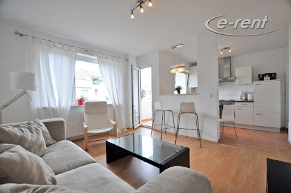 Modernly furnished and centrally located apartment in Agnesviertel