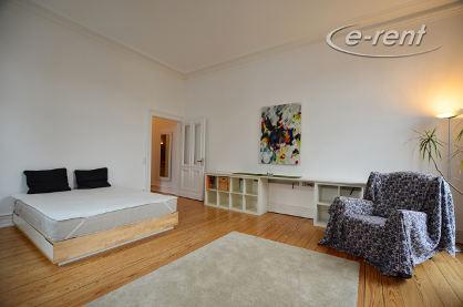 Modern möblierte und ruhig gelegene Wohnung in Köln-Neustadt-Nord