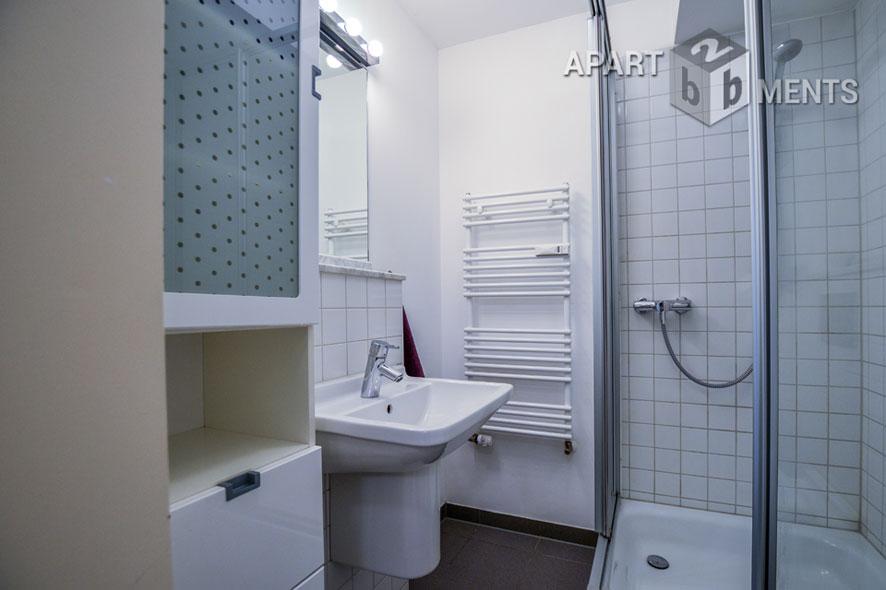 Modern furnished apartment in Cologne-Altstadt-Süd