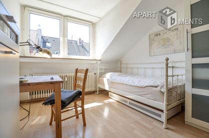 Modern möbliertes Apartement in Köln-Ehrenfeld