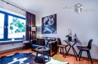 High-quality furnished apartment in Cologne-Altstadt-Nord