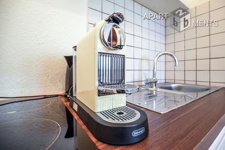 Modern möbliertes und ruhiges Apartment in Köln-Neustadt-Süd