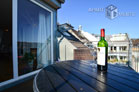 Modernly furnished maisonette apartment with roof terrace in Cologne-Altstadt-Nord