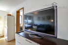 Furnished and quiet top floor maisonette centrally located in Köln-Altstadt-Nord