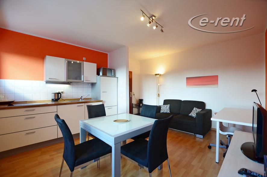 Modern möblierte und sehr gut ausgestattet Wohnung in Köln-Niehl
