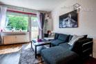 Möblierte 3-Zimmer-Wohnung mit Komplettausstattung in Köln-Mülheim