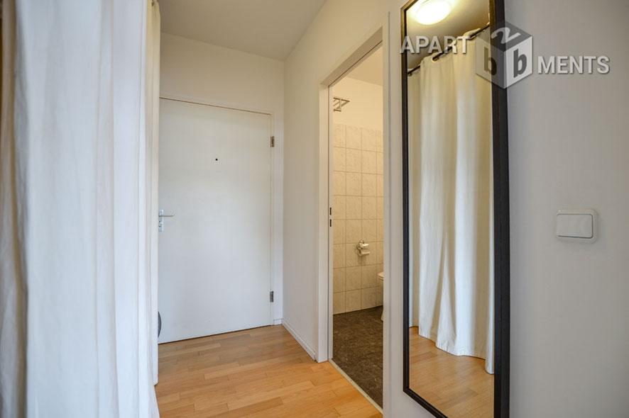 Modernes und sehr ruhiges Apartment in Köln-Neustadt-Nord