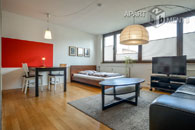 Modern and very quiet apartment in Cologne-Neustadt-Nord