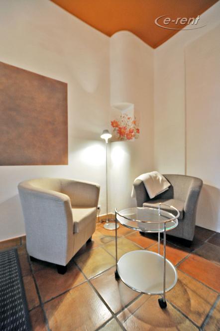 Individuell gestaltete 1,5 Zimmer-Wohnung - ruhig gelegen inmitten eines beliebten Stadtviertels