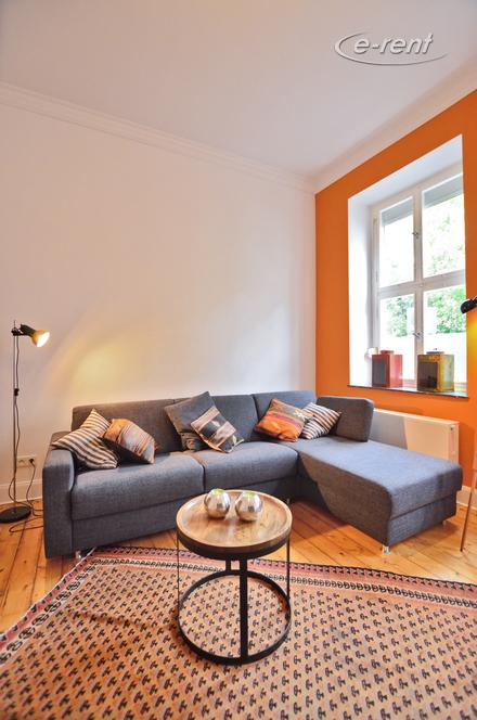 Hochwertig möblierte Altbauwohnung mit Designausstattung in Köln-Deutz