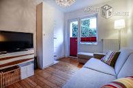 Möblierte Altbauwohnung mit geschmackvoller Designausstattung in Köln-Deutz