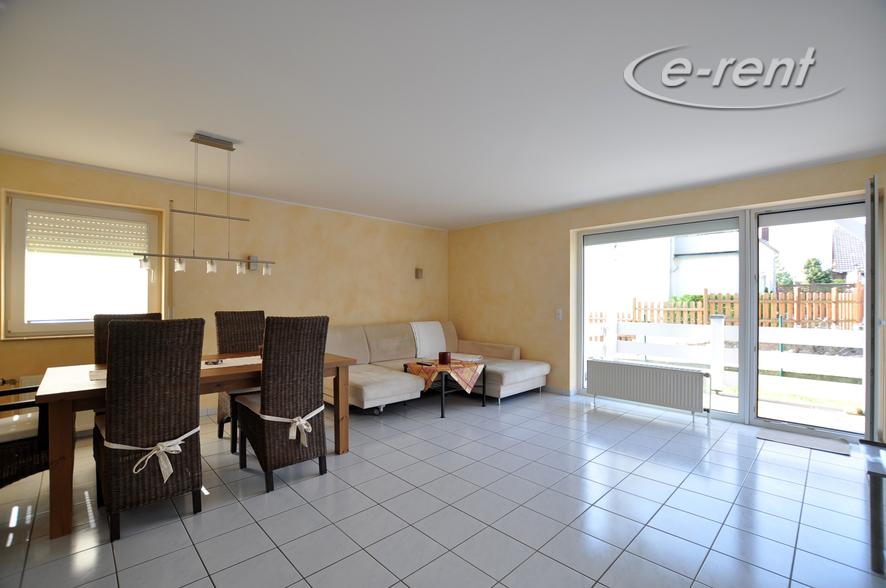 Modern möblierte und ruhig gelegene Wohnung in Hennef-Rott