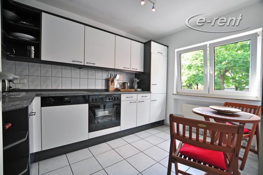 modern möblierte 3 Zimmer Wohnung mit Terrasse in guter Wohnlage