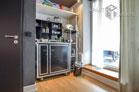 Ruhiges und modern möbliertes City-Apartment in Köln-Altstadt-Nord
