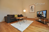 Furnished and renovated apartment in old building in Cologne-Neustadt-Süd