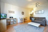 Möbliertes Apartment in ruhiger Lage in Köln-Nippes