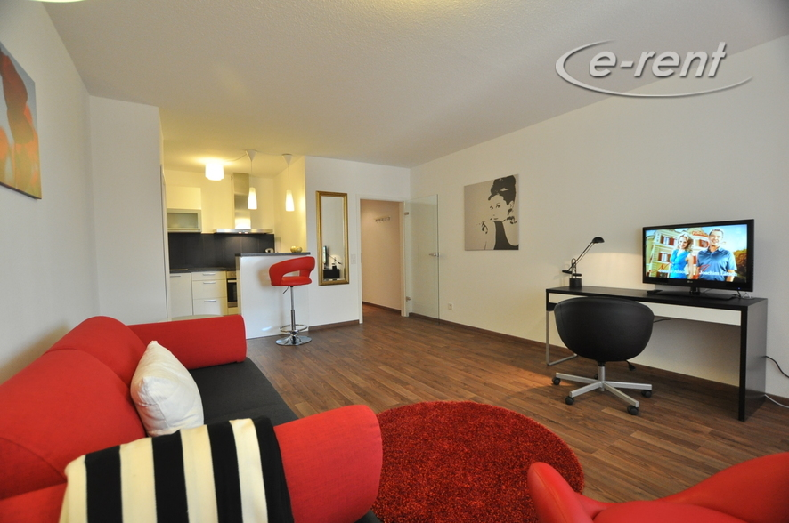 Modern möblierte und ruhige Wohnung mit Balkon in Köln-Widdersdorf