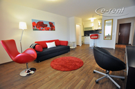 Modernly furnished and quiet apartment with balcony in Cologne-Widdersdorf
