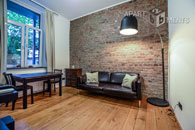 Furnished and high-quality reorganized old building flat in Cologne-Nippes