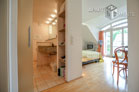 High quality furnished house with a lot of designer elements in Cologne-Sürth