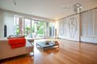 Hochwertig möbliertes Haus mit vielen Designer-Elementen in Köln-Sürth