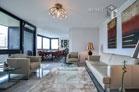 Hochwertige möblierte 2-Zimmer-Wohnung mit Panoramablick in Neustadt-Nord