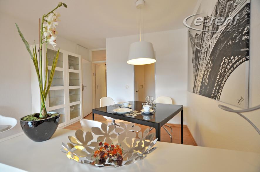 Moderne 2 Zimmer Wohnung mit Balkon