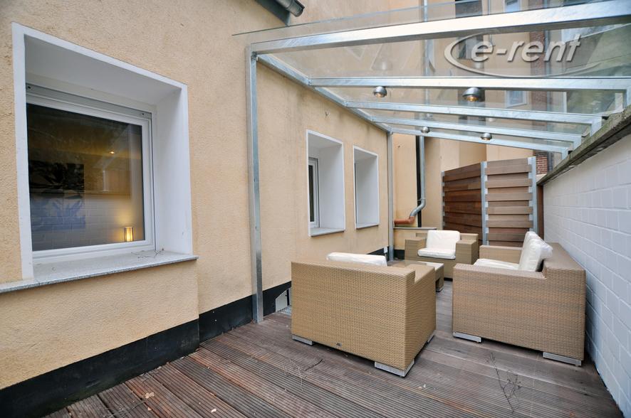 Modern möblierte und zentral gelegene Maisonette in Köln-Neustadt-Nord