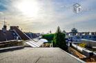 Modern möblierte Maisonettewohnung mit Terrasse in Köln-Neustadt-Süd