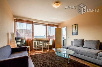 Modern möbliertes Apartment in Köln-Mauenheim