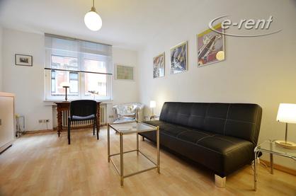 Modern möblierte und zentral gelegene Wohnung in Köln-Ehrenfeld