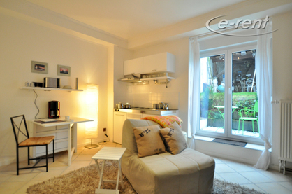 Modernly furnished and quietly situated apartment in Cologne-Rodenkirchen
