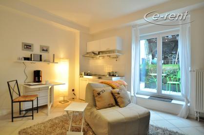 Modernes Single-Appartment in ruhiger Wohnlage und Rheinnähe - nah zum Ortskern