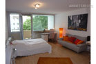 High quality furnished apartment with balcony in Cologne-Zollstock