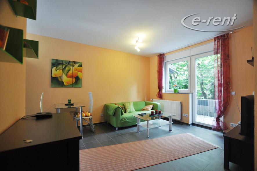 Modern möblierte Wohnung mit Terrasse in Köln-Dünnwald