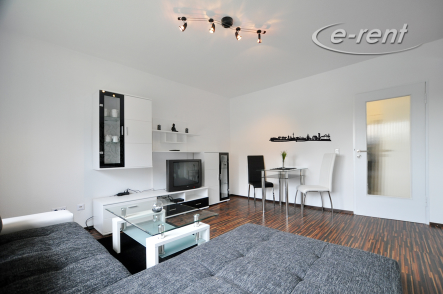 Furnished apartment in quite but well connected location in Hürth-Efferen