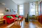 Furnished and WG-suitable apartment with balcony in Cologne-Klettenberg
