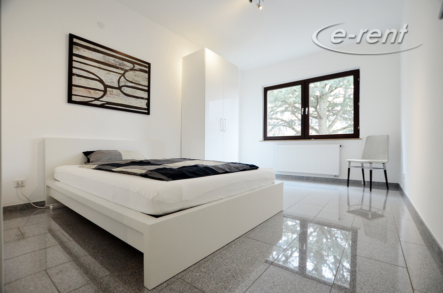 Moderne und hochwertige 3 Zimmer-Wohnung mit Balkon in attraktiver, zentrumsnaher Wohnlage