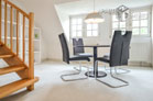 Modern and high quality furnished apartment in Cologne-Marienburg